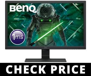 BenQ GL2780 - Best Monitor For Eyes