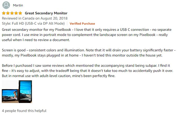 Top Review From United States